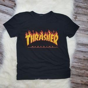 Thrasher Magazine Tee